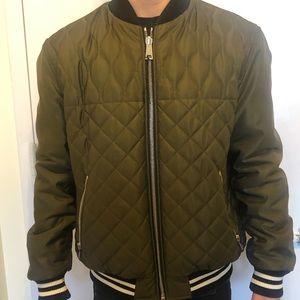 MCM reversible bomber men's jacket size 48